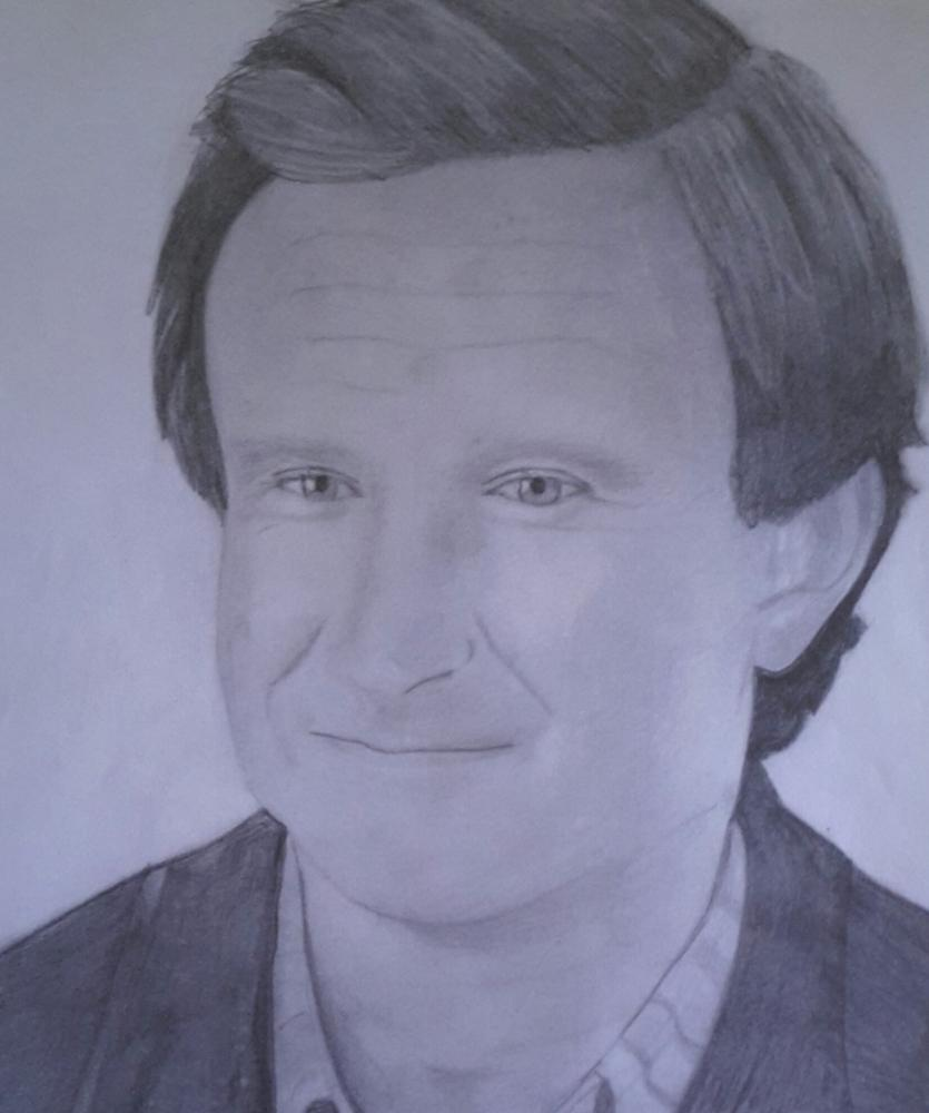 Robin Williams by Taylor-draw